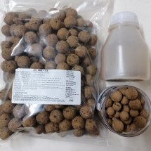 Atzi Baits The Nutz Boilies + Pop-Up + Dip Set
